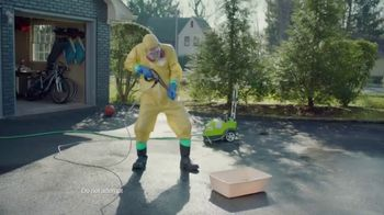 Arm and Hammer Slide TV Spot, 'Power Washer' Song by Georges Bizet