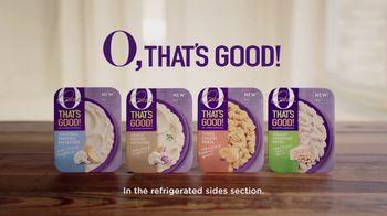 O, That's Good! Original Mashed Potatoes TV Spot, 'Comfort Food' - Thumbnail 10