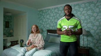 Wonderful Pistachios TV Spot, 'Snackface: Kate' Featuring Richard Sherman - 12 commercial airings