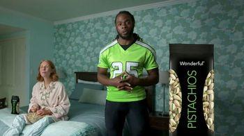 Wonderful Pistachios TV Spot, 'Snackface: Kate' Featuring Richard Sherman - Thumbnail 6