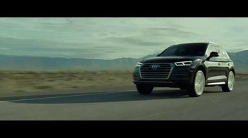 2018 Audi Q5 TV Spot, 'The Decision' [T1] - Thumbnail 6