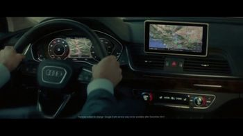 2018 Audi Q5 TV Spot, 'The Decision' [T1] - Thumbnail 7