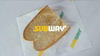 Subway $2.99 Fresh Value Menu TV Spot, 'Jaw Dropping' - Thumbnail 1