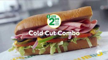 Subway $2.99 Fresh Value Menu TV Spot, 'Jaw Dropping' - Thumbnail 5