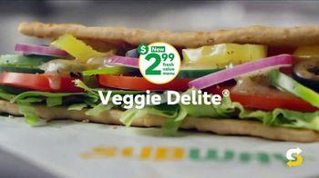 Subway $2.99 Fresh Value Menu TV Spot, 'Jaw Dropping' - Thumbnail 6