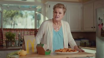 McDonald's Buttermilk Crispy Tenders TV Spot, 'Dinner at Grandma's: VR' - 319 commercial airings