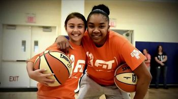 WNBA Cares TV Spot, 'Role Models'
