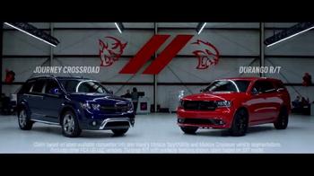 Dodge The Fast & Furious Sales Event TV Spot, 'Muscle Heaven' Ft. Ludacris - Thumbnail 6