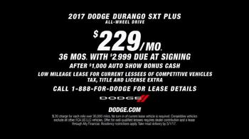 Dodge The Fast & Furious Sales Event TV Spot, 'Muscle Heaven' Ft. Ludacris - Thumbnail 9
