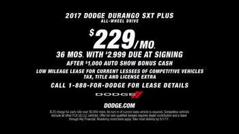 Dodge The Fast & Furious Sales Event TV Spot, 'Muscle Heaven' [T2] Ft. Ludacris - Thumbnail 10