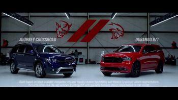 Dodge The Fast & Furious Sales Event TV Spot, 'Muscle Heaven' [T2] Ft. Ludacris - Thumbnail 6