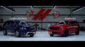 Dodge The Fast & Furious Sales Event TV Spot, 'Muscle Heaven' [T2] Ft. Ludacris - Thumbnail 7