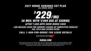 Dodge The Fast & Furious Sales Event TV Spot, 'Muscle Heaven' [T2] Ft. Ludacris - Thumbnail 9
