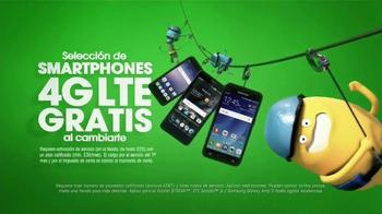 Cricket Wireless TV Spot, 'Toma el camino de las buenas ofertas' [Spanish] - Thumbnail 4