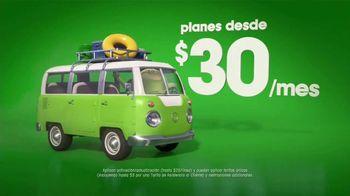 Cricket Wireless TV Spot, 'Toma el camino de las buenas ofertas' [Spanish]