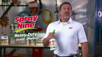 Spray Nine Heavy-Duty TV Spot, 'Professional Strength' - Thumbnail 1
