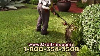 Orbitrim Pro TV Spot, 'Trim and Edge' - Thumbnail 6