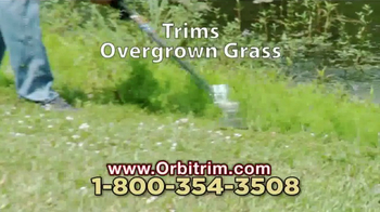 Orbitrim Pro TV Spot, 'Trim and Edge' - Thumbnail 7
