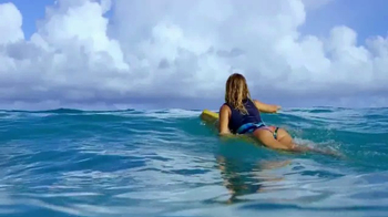 Roxy #POPsurf Collection TV Spot, 'Girls Just Want To Have Sun!' - Thumbnail 3
