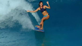 Roxy #POPsurf Collection TV Spot, 'Girls Just Want To Have Sun!' - Thumbnail 9