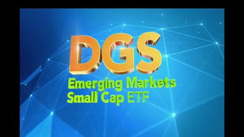 WisdomTree TV Spot, 'DGS: Emerging Markets Small Cap ETF' - Thumbnail 6