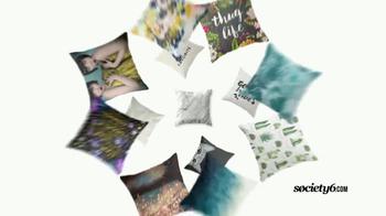 Society6 TV Spot, 'Express Yourself Through Art' Song by Galantis - Thumbnail 5