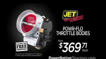 PowerNation Directory TV Spot, 'Module, Radiator and Fuel Injection System' - Thumbnail 6