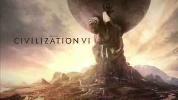 Sid Meier's Civilization VI TV Spot, 'Test Our Limits' - Thumbnail 8
