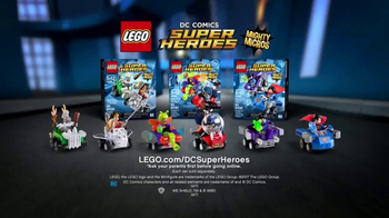 LEGO DC Superhero Sets TV Spot, 'Something Mighty' - Thumbnail 8