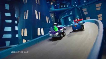 LEGO DC Superhero Sets TV Spot, 'Something Mighty' - Thumbnail 4