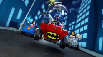 LEGO DC Superhero Sets TV Spot, 'Something Mighty' - Thumbnail 7