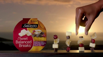 Sargento Sweet Balanced Breaks TV Spot, 'Craving'