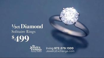 Jewelry Exchange TV Spot, 'GIA Diamond Solitaires' - Thumbnail 2