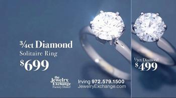 Jewelry Exchange TV Spot, 'GIA Diamond Solitaires' - Thumbnail 3