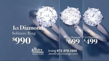 Jewelry Exchange TV Spot, 'GIA Diamond Solitaires' - Thumbnail 4