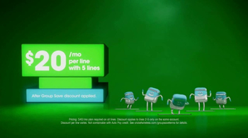 Cricket Wireless TV Spot, 'Get More Save More' Song by Cookin' on 3 Burners - Thumbnail 2