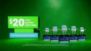 Cricket Wireless TV Spot, 'Get More Save More' Song by Cookin' on 3 Burners - Thumbnail 3