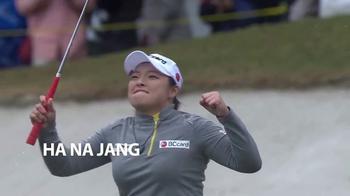 Manulife LPGA Classic TV Spot, 'World's Best Women Golfers' - Thumbnail 3