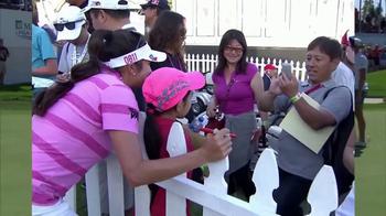 Manulife LPGA Classic TV Spot, 'World's Best Women Golfers' - Thumbnail 6