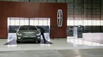 Lincoln Pickup & Delivery TV Spot, 'Seamless: Human Side of Engineering' [T1] - Thumbnail 1