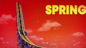 Six Flags TV Spot, 'Spring Break: Magic Mountain' - Thumbnail 2