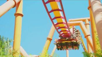 Six Flags TV Spot, 'Spring Break: Magic Mountain' - Thumbnail 3