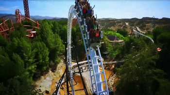 Six Flags TV Spot, 'Spring Break: Magic Mountain' - Thumbnail 4