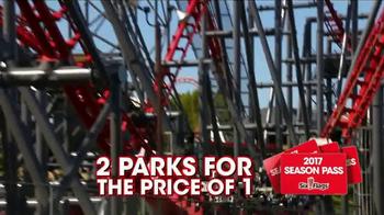Six Flags TV Spot, 'Spring Break: Magic Mountain' - Thumbnail 7