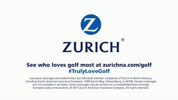 Zurich Insurance Group TV Spot, 'Golf Love' Ft. Jason Day, Rickie Fowler - Thumbnail 9