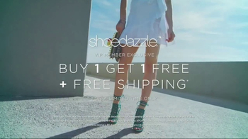 Shoedazzle.com BOGO TV Spot, 'Spring Standouts' Song by Deep East Music - Thumbnail 10