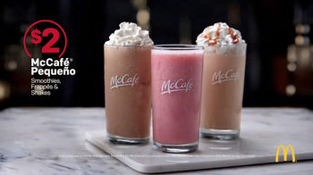 McDonald's McCafé TV Spot, 'Increíblemente irresistible' [Spanish] - Thumbnail 6
