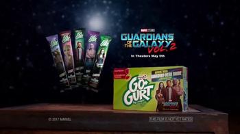 GoGurt TV Spot, 'GoGurt + Guardians of the Galaxy Vol. 2' - Thumbnail 8