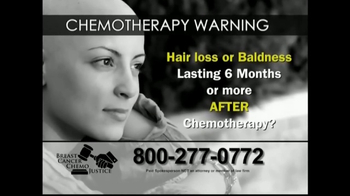 Breast Cancer Chemo Justice TV Spot, 'Important Message' - Thumbnail 2