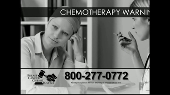 Breast Cancer Chemo Justice TV Spot, 'Important Message' - Thumbnail 4